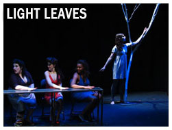 Go to Light Leaves, Directed by Robert Wilson